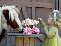 Fancy party ideas for fancy little girls!