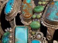 Navajo Turquoise Jewelry 2