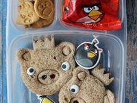 Fun food for kids and adults (bento etc)