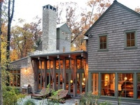 Beautiful homes that take my breath away. For more inspiring things, visit lifestylefilesblog.com.