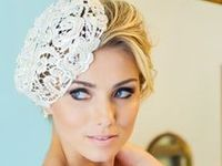 Bridal hairstyles and accessories