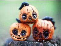 Halloween! bats, cats, pumpkins, and ghosties