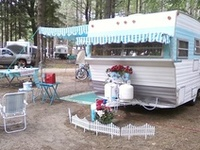 Vintage Travel Trailers  over 7,000 pins