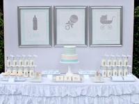 Party ideas/Baby shower