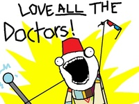 Doctor Who and Torchwood too
