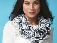 Arts & Crafts: Hookin It - Scarves, Gloves