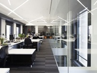Offices / Breakout Spaces / Meeting Rooms / Open Plan / Client Spaces / Cafe / Canteen / Collaboration Spaces