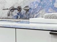 Home spa, washrooms, bathrooms, toilets, powder rooms, welness spaces, cabinetry, faucets, sinks, lighting