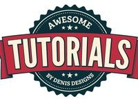 Photoshop/Illustrator examples and tutorials