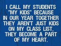 Teaching is my dream job