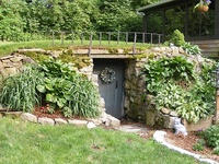 Root Cellars & Shelters
