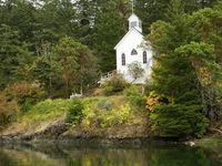 little country churches