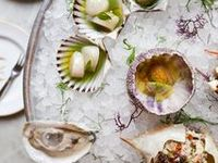 All things prepared for a chic gathering - From cocktails to creative and delicious canape'
