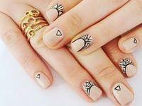 nail design, the instant creative gratification, I crave