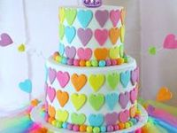 Birthday cakes For Toddlers &Teens /Decorations