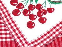 RED,WHITE & CHERRIES