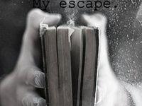Escaping Reality Via Books
