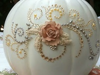 Wedding with a Pumpkin Theme