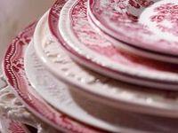 Декупаж круглые картинки тарелки