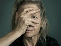 Everywhere and nowhere and anywhere.....ANNIE LEIBOVITZ and her amazing photography!
