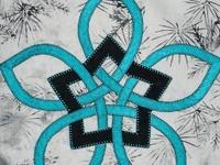 Celtic knotwork quilt...