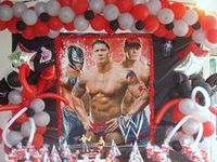 1  2  3..WWE Party!!