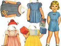 3 - Paper Dolls