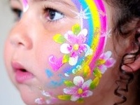 Kids Crafts-Face Painting Ideas