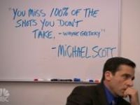 Everything associated with the outstanding show, The Office (2005-2013)