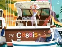 Travel - Advertenties - Posters - Vintage - Retro - Reizen - Advertentie