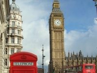I dream about visiting London. I'm in love!