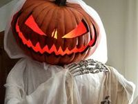 Halloween is apart of my everyday life!! Halloween props and haunts and costumes!!