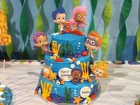 Cakes - Bubble Guppies