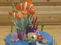 Cakes - Finding Nemo