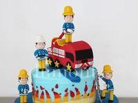 Cakes - Fireman