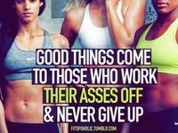workouts, ideas, clothes, motivation.
