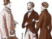 1837-1865 Men (Early Victorian/Civil War)