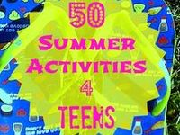 Fun activities for children and YA summer programs