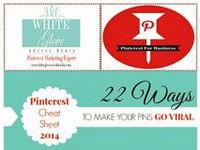 Pinterest tips, tricks, techniques and infographics. Feel free to comment or recommend other Pinterest related and social media pins...