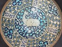 Middle Eastern pottery