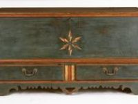 Painted Chests, Boxes, & Tole