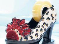 Stiletto desk accessories Purse post its