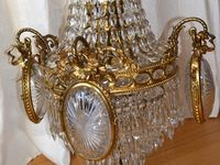 Chandeliers ,lamps and light fittings
