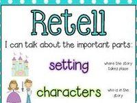 Reading, writing, grammar, language arts