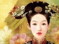 Chinese dresses,wears,headdress, and other things