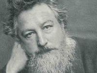 An English textile designer, artist and writer associated with the Pre-Raphaelite Brotherhood and English Arts and Crafts Movement. He wrote and published poetry, fiction, and translations of ancient and medieval texts throughout his life. His sublime Arts and Crafts designs are considered a mainstay in the genre.