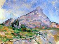 French Art: Paul Cezanne