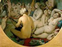 French Art: Jean Auguste Ingres