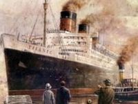 The unsinkable RMS Titanic ship; it's brief life in photographs.