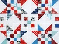 Inspiration for future quilting or designs I really like